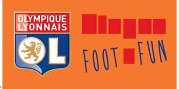 Stage OL Foot & Fun - stages de foot enfants et ados Olympique Lyonnais